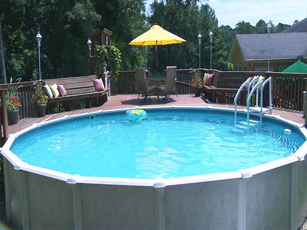 Get a pool for as low as 399 global sun pools for Blue world pools