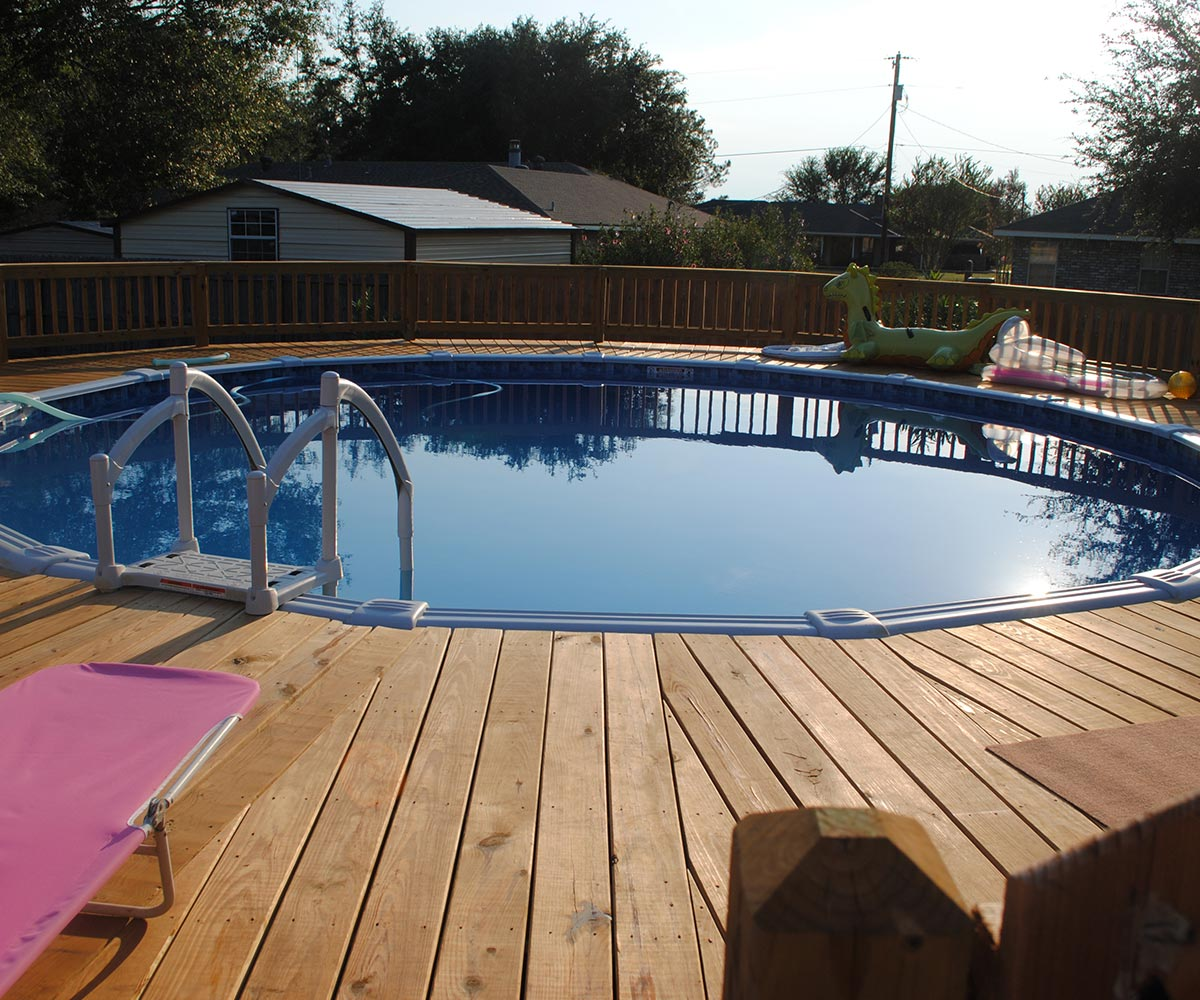 Above Ground Pools Blue World Pools